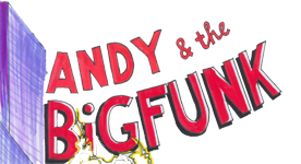 Andy and The Big Funk Corporation Logo
