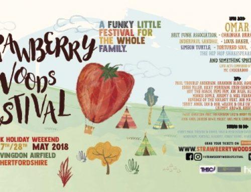 Strawberry Wood Festival