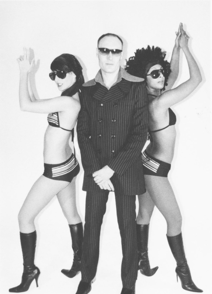 Andy & the Dancers ...